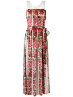 floral print dress Cecilia Prado