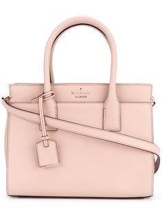 logo plaque shoulder bag  Kate Spade