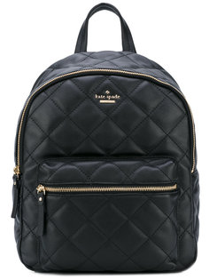 quilted backpack Kate Spade