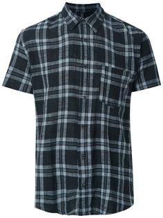 checked shirt Osklen