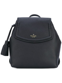 logo plaque backpack Kate Spade