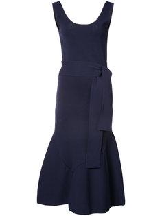 платье с поясом на талию Rebecca Vallance