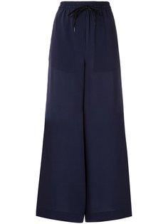 drawstring pallazo trousers Osklen