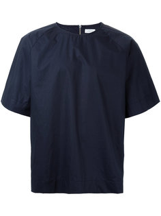 футболка с молнией на спине En Route
