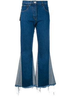 расклешенные джинсовые брюки Misbhv