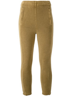 cropped skinny trousers Yeezy