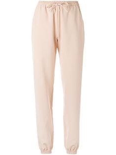 drawstring trousers Egrey