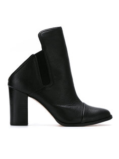 leather boots Osklen