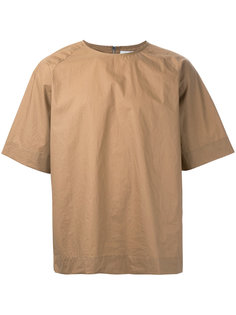 футболка с молнией сзади En Route