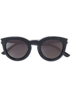 солнцезащитные очки в круглой оправе Saint Laurent