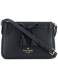tassels applique shoulder bag  Kate Spade