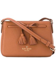 сумка через плечо с кисточками Kate Spade