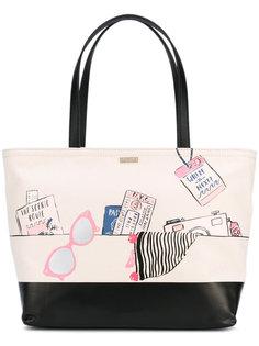 printed tote bag  Kate Spade