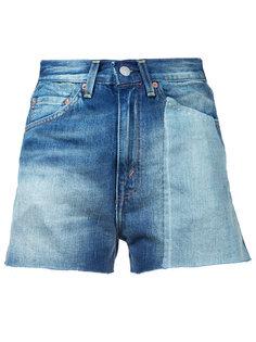 джинсовые шорты с завышенной талией Levis Vintage Clothing