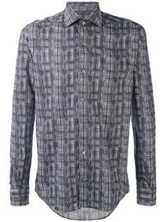 рубашка со сплошным принтом Pal Zileri