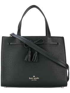 сумка-тоут с кисточкой Kate Spade