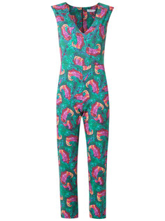 printed jumpsuit Isolda