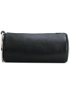handle applique clutch bag  Kara