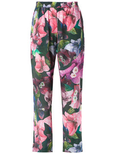 silk trousers Isolda