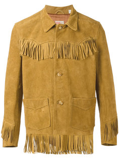 fringed jacket Levis Vintage Clothing