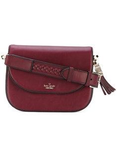 сумка на плечо с кисточкой Kate Spade