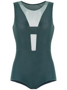 panelled bodysuit Giuliana Romanno