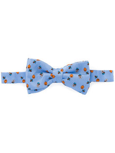 bee print bow tie Fefè