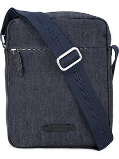 джинсовая сумка-почтальонка  Cerruti 1881