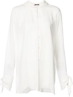 блузка с завязкой на спине Osklen
