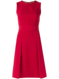 panelled midi dress Egrey