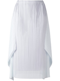 pleated midi skirt Pleats Please By Issey Miyake