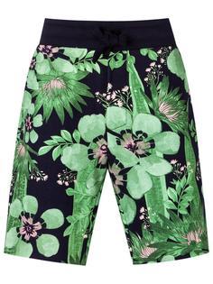 Floral bermuda shorts Osklen