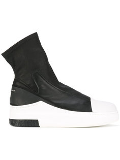 pull-on hi-top sneakers  Cinzia Araia