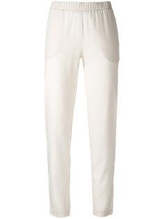 узкие повседневные брюки Le Tricot Perugia