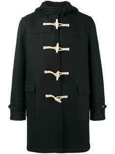 классическое пальто-дафлкот Saint Laurent