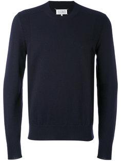 классический трикотажный свитер Maison Margiela