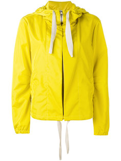 hooded cropped jacket Dorothee Schumacher