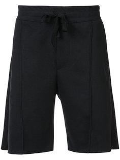 спортивные шорты со шнурком на поясе Osklen