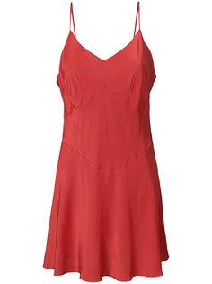 платье на тонких лямках Lemaire