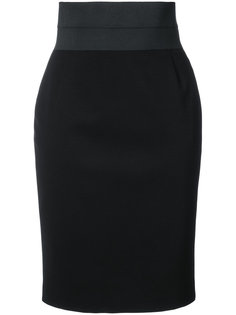 fitted waist skirt Akris Punto