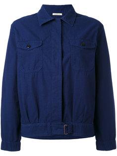 button up shirt jacket  Bellerose