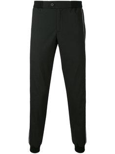 спортивные брюки с пуговицей на поясе Les Hommes Urban