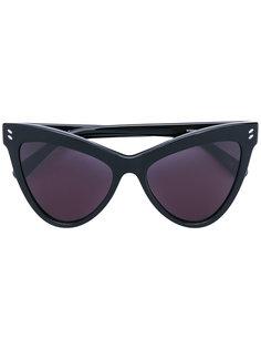"""солнцезащитные очки в оправе """"кошачий глаз"""" Stella McCartney"""