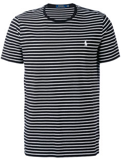 футболка в полоску Polo Ralph Lauren