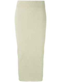 облегающая юбка-карандаш Yeezy