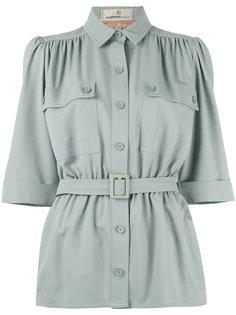 belted jacket  Jean Louis Scherrer Vintage