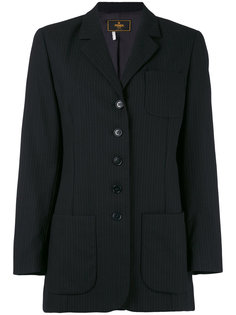 woven stripe jacket  Fendi Vintage