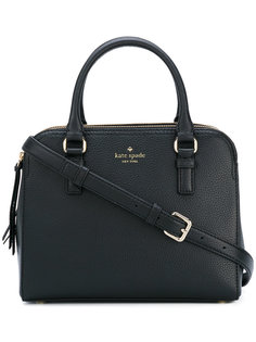 сумка-сэтчел с принтом логотипа Kate Spade