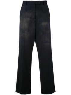 pinstriped trousers Maison Margiela Vintage