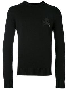 свитер с черепом Philipp Plein